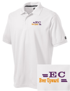 Excelsior College Start to Finish Embroidered OGIO Men's Caliber Polo