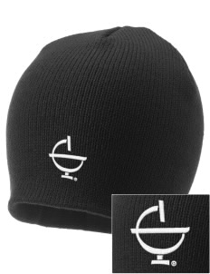 Excelsior College Start to Finish Embroidered Knit Cap