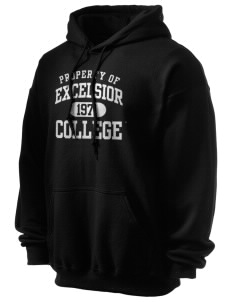 Excelsior College Start to Finish Ultra Blend 50/50 Hooded Sweatshirt