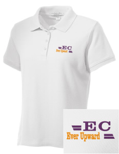 Excelsior College Start to Finish Embroidered Women's Performance Plus Pique Polo