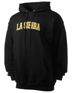 La Sierra University Golden Eagles Men's 7.8 oz Lightweight Hooded Sweatshirt