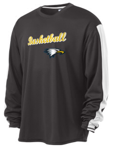 La Sierra University Golden Eagles  Russell Men's Long Sleeve Everyday Performance T-Shirt