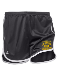 La Sierra University Golden Eagles  Russell Women's Dazzle Shorts