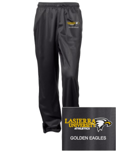 La Sierra University Golden Eagles Embroidered Women's Tricot Track Pants