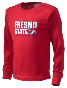 Fresno State Bulldogs  Kid's Long Sleeve T-Shirt