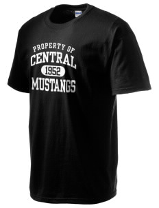 Central Baptist College Mustangs Ultra Cotton T-Shirt