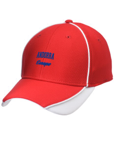 Andorra Embroidered New Era Contrast Piped Performance Cap