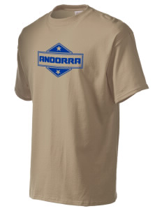 Andorra Tall Men's Essential T-Shirt