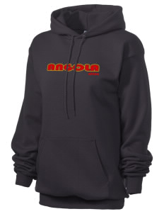 Angola Unisex 7.8 oz Lightweight Hooded Sweatshirt