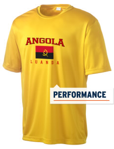 Angola Men's Competitor Performance T-Shirt