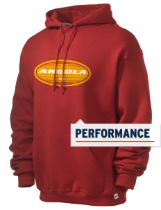 Angola Russell Men's Dri-Power Hooded Sweatshirt