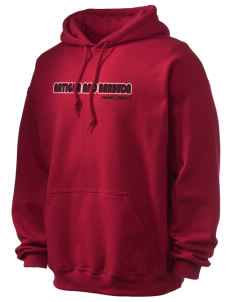 Antigua and Barbuda Ultra Blend 50/50 Hooded Sweatshirt