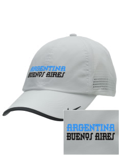 Argentina Embroidered Nike Dri-FIT Swoosh Perforated Cap
