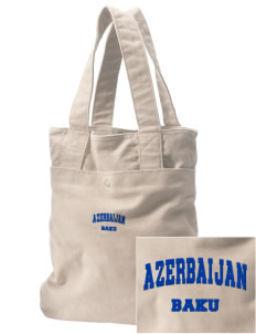 Azerbaijan Embroidered Alternative The Berkeley Tote