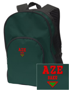 Azerbaijan Embroidered Value Backpack
