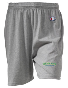 "Bahamas  Champion Women's Gym Shorts, 6"" Inseam"