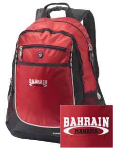 Bahrain Embroidered OGIO Carbon Backpack