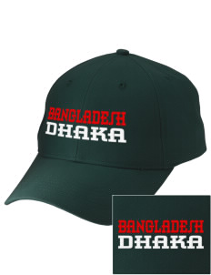 Bangladesh Embroidered Low-Profile Cap