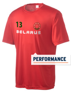Belarus Men's Competitor Performance T-Shirt