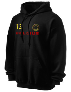 Belgium Ultra Blend 50/50 Hooded Sweatshirt