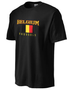 Belgium Men's Essential T-Shirt