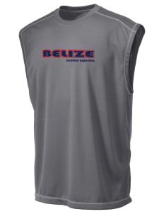 Belize Champion Men's 4.1 oz Double Dry Odor Resistance Muscle T-Shirt