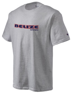 Belize Champion Men's Tagless T-Shirt