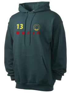 Benin Men's 7.8 oz Lightweight Hooded Sweatshirt