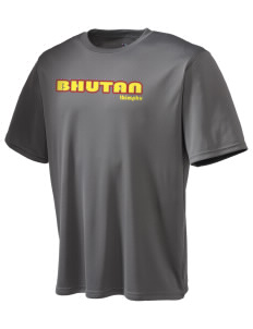 Bhutan Champion Men's Wicking T-Shirt