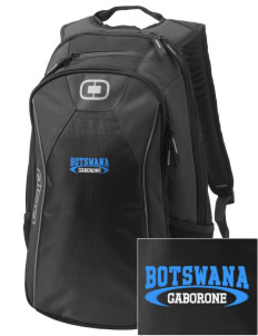 Botswana Embroidered OGIO Marshall Backpack