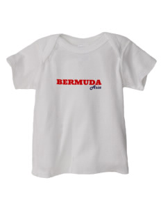 Burma  Baby Lap Shoulder T-Shirt