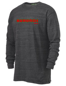 Burundi Alternative Men's 4.4 oz. Long-Sleeve T-Shirt
