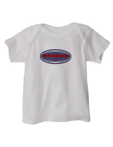 Cambodia  Baby Lap Shoulder T-Shirt