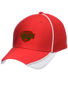 Cameroon Embroidered New Era Contrast Piped Performance Cap