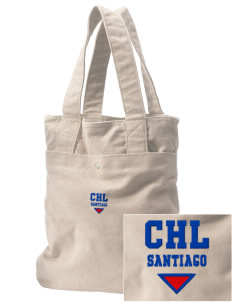 Chile Embroidered Alternative The Berkeley Tote