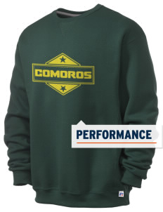 Comoros  Russell Men's Dri-Power Crewneck Sweatshirt