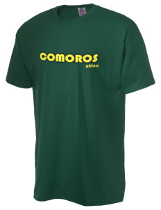 Comoros  Russell Men's NuBlend T-Shirt