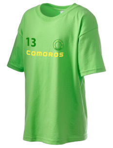 Comoros Kid's 6.1 oz Ultra Cotton T-Shirt