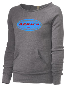 Democratic Republic of the Congo Alternative Women's Maniac Sweatshirt