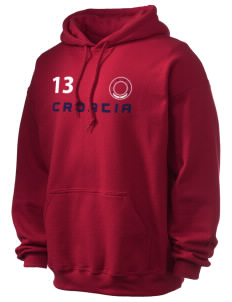 Croatia Ultra Blend 50/50 Hooded Sweatshirt