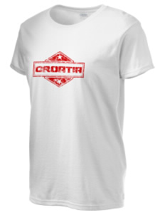 Croatia Women's 6.1 oz Ultra Cotton T-Shirt