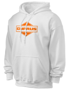 Cyprus Ultra Blend 50/50 Hooded Sweatshirt