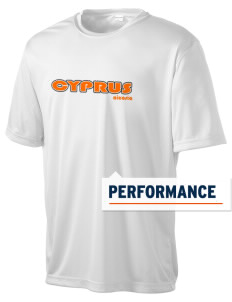 Cyprus Men's Competitor Performance T-Shirt