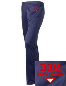 Dominican Republic Embroidered Holloway Women's Contact Warmup Pants
