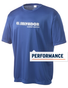 El Salvador Men's Competitor Performance T-Shirt