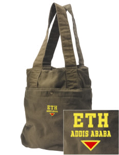 Ethiopia Embroidered Alternative The Berkeley Tote
