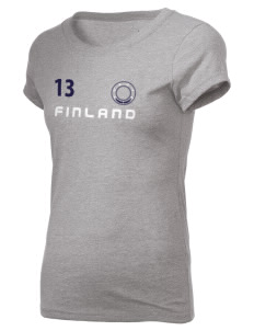 Finland Holloway Women's Groove T-Shirt