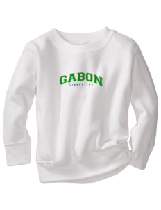 Gabon Toddler Crewneck Sweatshirt