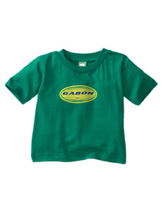 Gabon Toddler T-Shirt