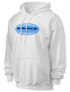 Greece Ultra Blend 50/50 Hooded Sweatshirt